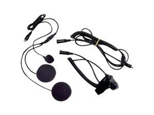 MIDLAND AVPH2 Closed_Face Helmet Headset Speaker_Microphone