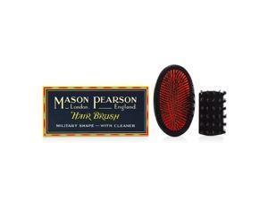 Mason Pearson Boar Bristle - Small Extra Military Pure Bristle Medium Size Hair Brush (Dark Ruby) 1pc
