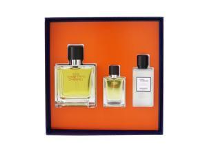 Hermes Terre D'Hermes Coffret: Pure Parfum Spray 75ml/2.5oz + Pure Parfum Spray 12.5ml/0.42oz + After-Shave Lotion