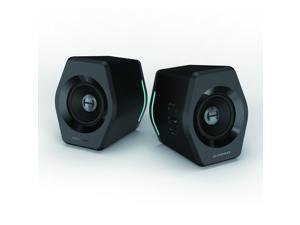 Edifier G2000 Bluetooth Gaming Speakers with RGB Lights for PC Tablets Black