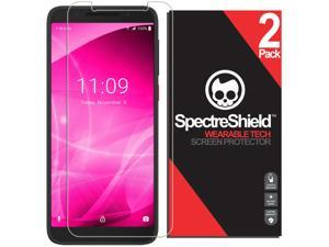 [2-Pack] Spectre Shield Screen Protector for T-Mobile Revvl 2 Plus Case Friendly T-Mobile Revvl 2 Plus Screen Protector Accessory TPU Clear Film