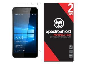 [2-Pack] Spectre Shield Screen Protector for Microsoft Lumia 650 Case Friendly Microsoft Lumia 650 Screen Protector Accessory TPU Clear Film