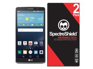 [2-Pack] Spectre Shield Screen Protector for LG G Vista 2 (2015) Case Friendly LG G Vista 2 Screen Protector Accessory TPU Clear Film