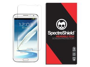 Spectre Shield Screen Protector for Samsung Galaxy Note 2 Case Friendly Samsung Galaxy Note 2 Screen Protector Accessory TPU Clear Film