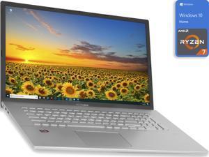 "ASUS VivoBook X712DA Notebook, 17.3"" FHD Display, AMD Ryzen 7 3700U Upto 4.0GHz, 20GB RAM, 512GB NVMe SSD, Vega 10, HDMI, Card Reader, Wi-Fi, Bluetooth, Windows 10 Home"