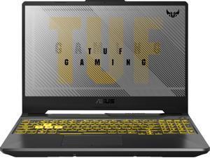 Newest ASUS TUF 15.6 Full HD Gaming  VR-Ready Laptop | AMD Ryzen 7 4800H 8 cores up to 4.1GHz| 8GB DDR4| 512GB PCIE SSD| NVDIA GeForce RTX 2060 6GB| RGB backlit keyboard| HD webcam | Windows 10| Gray