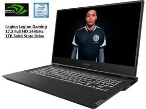 "Newest Lenovo Legion 17.3"" FHD 144Hz IPS Gaming Laptop