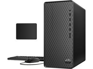 New HP Desktop   Intel 8th Gen Core i7  Intel UHD Graphics 630  16GB Memory  256GB SSD  Windows 10 Home  Bundle with Woov Mouse Pad