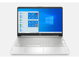 "NEW HP 15.6"" FHD Touchscreen Premium Laptop| Intel Core i5-1035G1| Intel UHD Graphics 620| 32GB DDR4 RAM|1TB SSD| Windows 10 Home| Natural silver"