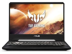 "New ASUS TUF 15.6"" FHD Gaming Laptop | Intel Core i7-9750H | NVIDIA GeForce GTX 1650 | 8GB DDR4 RAM | 512GB SSD+ 1TB HDD | RGB Backlit Keyboard | Windows 10 | Black"