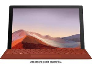 """New Microsoft Surface Pro 7 12.3"""" Touch-Screen Tablet   Intel 10th Gen  Core i3 Processor   Intel UHD Graphics   4GB Memory   128GB Solid State Drive   Windows 10 Home   Platinum"""