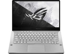 "New ASUS ROG Zephyrus G14 14"" FHD Widescreen LED Gaming Laptop   AMD Ryzen 9 4900HS 8-Core   GeForce RTX 2060   16GB RAM   1TB SSD   Windows 10   Backlit Keyboard   White"
