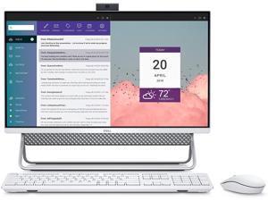 New Dell Inspiron 24 5000 Series Touchscreen All-in-One Desktop/11th Gen Intel® Core™ i5-1135G7 Processor /Intel® Iris® Xe Graphics/Windows Home OS