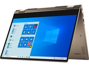 "Dell Inspiron 7000 14"" FHD 2-in-1 Touchscreen Laptop | AMD Ryzen 7 4700U | 32GB RAM | 1024GB SSD | Backlit Keyboard |Windows 10 Home | Sandstorm"