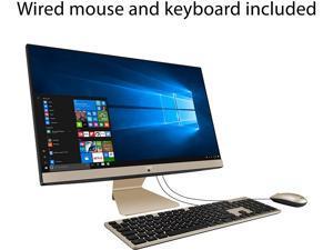 "ASUS 23.8""  FHD Anti-Glare Display AIO Desktop PC| AMD Ryzen 3 3250U| AMD Radeon Graphics| 8GB RAM| 256GB SSD| Windows 10 Home"