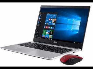 "New Acer Aspire 15.6"" Laptop | AMD Ryzen 5 3500U | AMD Radeon Vega 8 Mobile Graphics | 20GB RAM | 1TB SSD | Windows 10 Home in S Mode | Acer Wireless Red Mouse"