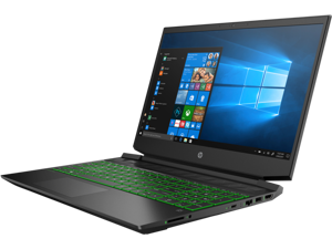 "New HP Pavilion 15.6"" FHD Laptop | AMD Ryzen 7-4800H | NVIDIA GeForce GTX 1660 Ti | 32GB RAM | 1TB SSD+1TB HDD | Windows 10 | Backlit Keyboard"