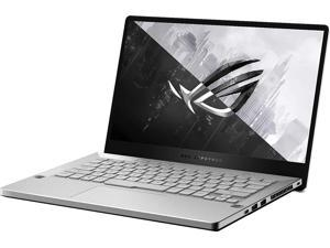 "ASUS ROG Zephyrus G14 14"" FHD Widescreen LED Gaming Laptop   AMD Ryzen 9 4900HS 8-Core   GeForce RTX 2060   16GB RAM   1TB SSD   Windows 10   Backlit Keyboard   White"