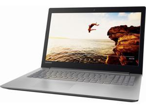 2017 Lenovo 320 15.6 Inch Flagship High Performance Laptop (AMD A12 up to 3.6 GHz, 12GB RAM, 256GB SSD, AMD Radeon R7, WiFi, Bluetooth, Webcam, HDMI, USB-C, DVD-RW, Dolby Audio,Windows 10 Home) Silver