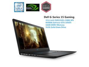 "Newest Dell 15.6"" FHD IPS High-Performance Gaming Laptop 