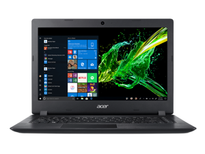 "2019 Acer Aspire 14"" HD Widescreen 1366 x 768  Laptop | AMD A-Series Processor A9-9420e | 4GB DDR4 RAM | 128GB Solid State Drive | AMD Radeon  Graphics | HDMI | Windows 10"