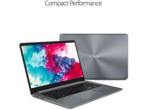 """Newest Asus VivoBook Thin & Lightweight Laptop (8G DDR4/128G SSD) 15.6"""" Full HD(1920x1080) WideView display  AMD Quad Core A12-9720P Processor  Wi-Fi AC Fingerprint Reader HDMI  Windows 10 in S Mode"""