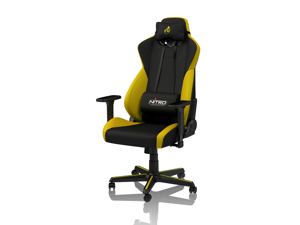 Nitro Concepts S300 Astral Yellow Ergonomic Office Gaming Chair