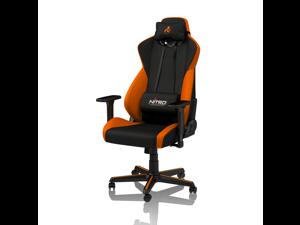 Nitro Concepts S300 Horizon Orange Ergonomic Office Gaming Chair