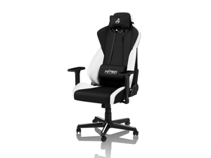 Nitro Concepts S300 Radiant White Ergonomic Office Gaming Chair
