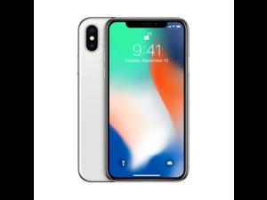 "Apple iPhone X 256GB 4G LTE Unlocked Cell Phone 5.8"" 3GB RAM Space Gray"