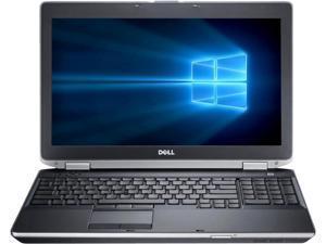 "Dell Latitude E6530 15.6"" LED Laptop Intel Core i5 Mobile CPU 8GB DDR3 RAM 256GB SSD DVD-RW WiFi Bluetooth Microsoft Windows 10 Professional 64-Bit"