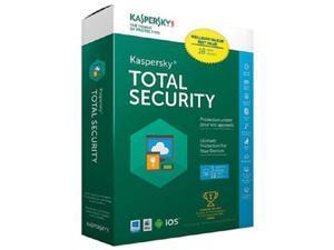 Kaspersky Total Security 2018 3-User 18 Months