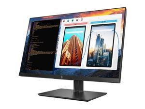 """HP Z27 27"""" 4K Resolution 3840 x 2160 8ms 60Hz DisplayPort HDMI Mini DisplayPort USB Type-C USB Hub LED Backlit IPS LCD Monitor"""