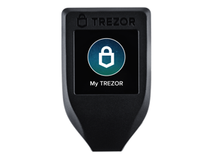 Trezor Model T - The Next-Generation Hardware Wallet for Bitcoin, Ethereum, Ripple, Stellar, Litecoin, Cardano, Monero, Dash, NEM, Zcash And Other Cryptocurrencies And Tokens (600+)