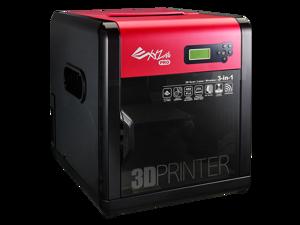 XYZprinting da Vinci Jr  1 0 3-in-1 3D Printer/ 3D Scanner/ Upgradable  Laser Engraver - Newegg com