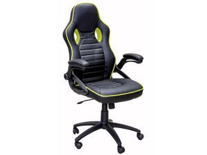 ViscoLogic GT-2000 Computer Desk Gaming Chair with retractable armrests