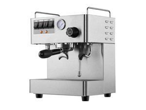 Corrima CRM3012 Commercial Espresso Coffee Machine Semi-automatic Pump Pressure Steam 2 Boilers