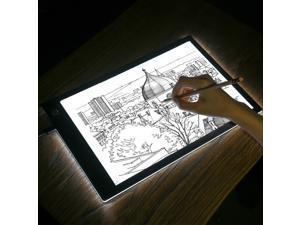 A4 Artist LED Drawing Board Tracing Table Stencil Tattoo Display Light Pad Drawing Board Pad Table Drawing Tool