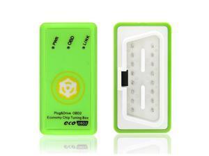 Plug and Drive ECO OBD2 Plug Prog and Drive SuperOBD2 Economy Chip Tuning Box Petrol car fuel saver