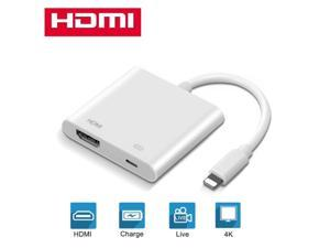 1080P HDMI Cable For Lighting Male To HDMI Female Cable HD AV Adapter Cable Support IPad Ipod IPhone IOS