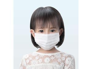 50pcs Disposable Children's mask Dustproof And Breathable child Face mask 95% Filtration Children's mouth mask baby