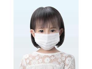 10pcs Disposable Mask Children's Dustproof And Breathable child Face mask 95% Filtration Children's masks mouth baby mask