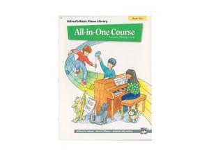 Alfred Alfred's Basic All-in-One Course, Book 2