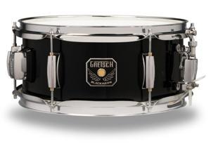 Gretsch Drums Blackhawk Snare with 12.7 mm Mount 12 x 5.5 in. Black