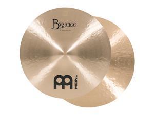 Meinl Byzance Medium Hi-Hat Cymbals 14 in.