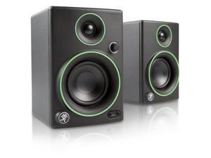 Mackie CR3 Pair Powered Multimedia Monitor Speakers Studio Design