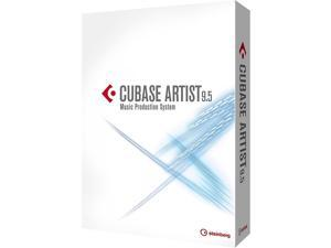 Steinberg Cubase Artist 9.5 Boxed Version