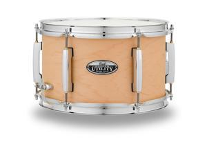 Pearl Modern Utility Maple Snare Drum 12 x 7 in. Matte Natural