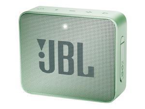 JBL Go 2 Portable Bluetooth Waterproof Speaker (Mint)