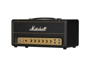 Marshall Studio Vintage 20W Tube Guitar Amp Head Black and Gold
